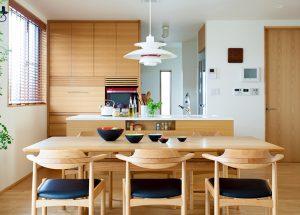 住宅(各種壁面収納、キッチン、洗面台、下足棚)